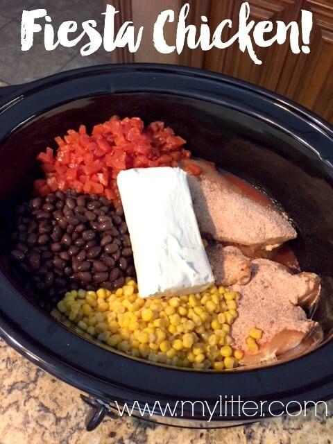 White Chicken Chili Crockpot Recipes Easy