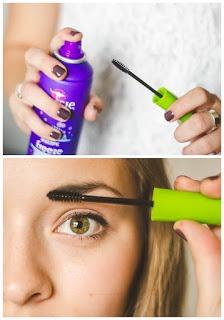 hairspray hacks 1