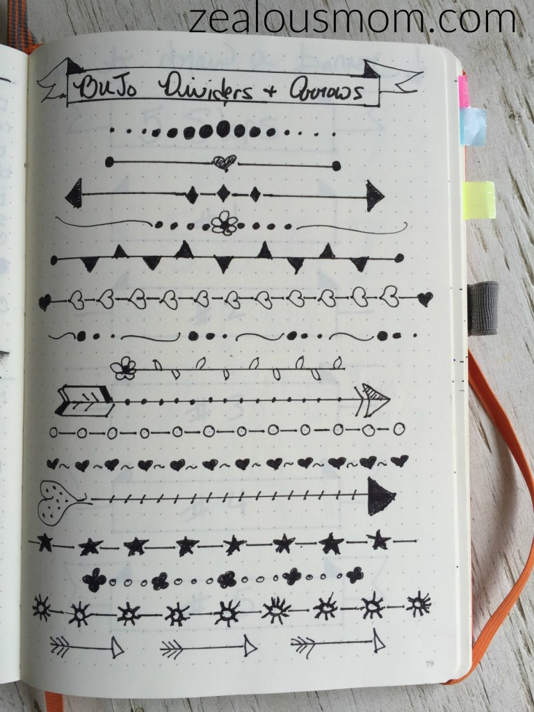bullet journal ideas  15 steal worthy concepts to inspire