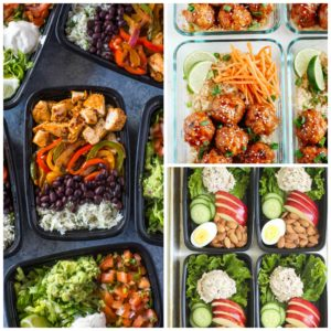 15 meal prep ideas