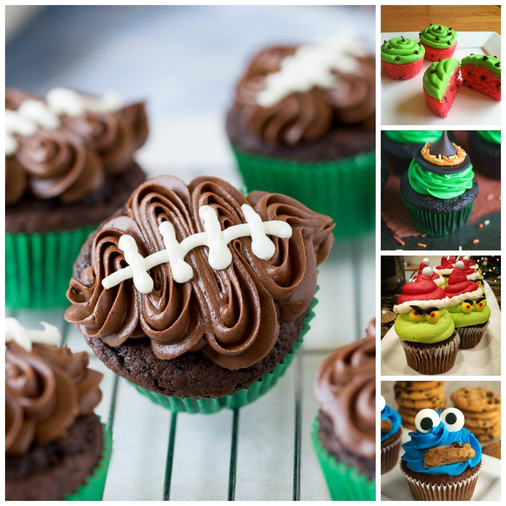 diy cupcakes