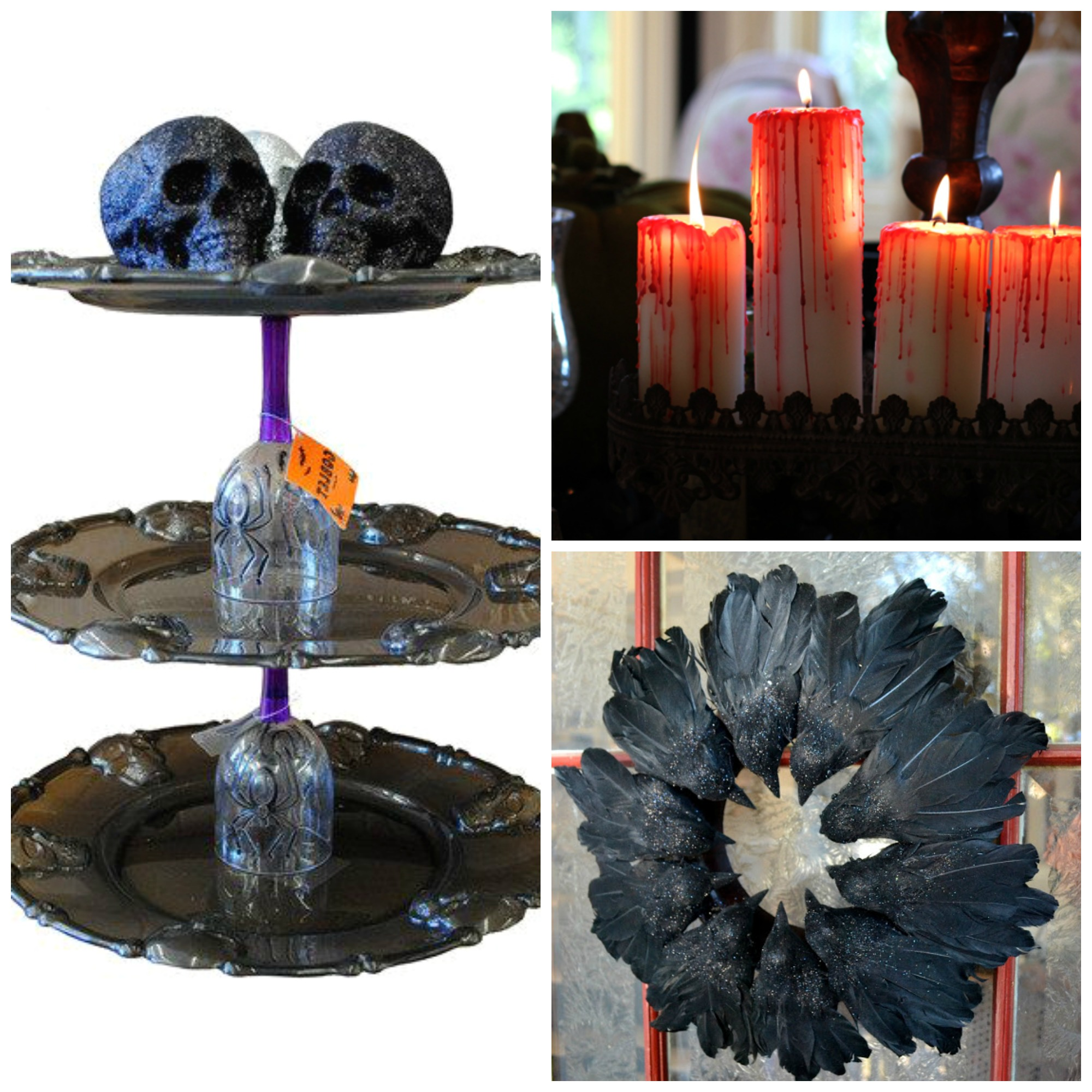 70 Dollar Store Halloween Decor Ideas That Anyone Can Do Chasing A Better Life Lifestyle Keto Guide Travel Keto Recipes