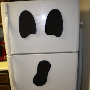 Ghost Refrigerator