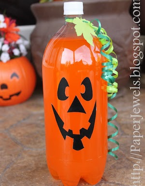 Pumpkin Orange Soda