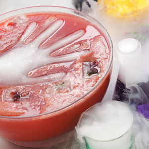 Ghoul Punch with Ice Hand