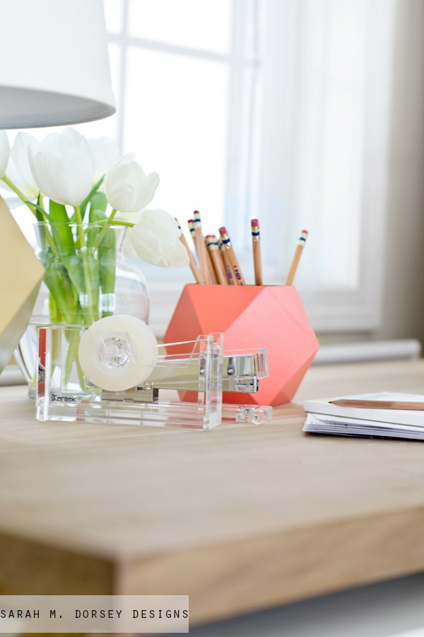 15 Insanely Clever Diy S That Will Actually Organize Your Desk
