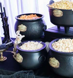 Treat Filled Cauldrons