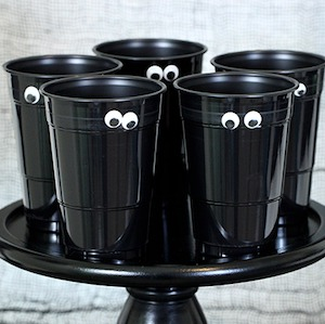 Spooky Halloween Party Cups