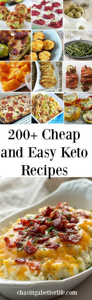 200 cheap and easy keto recipes forumfinder Gallery