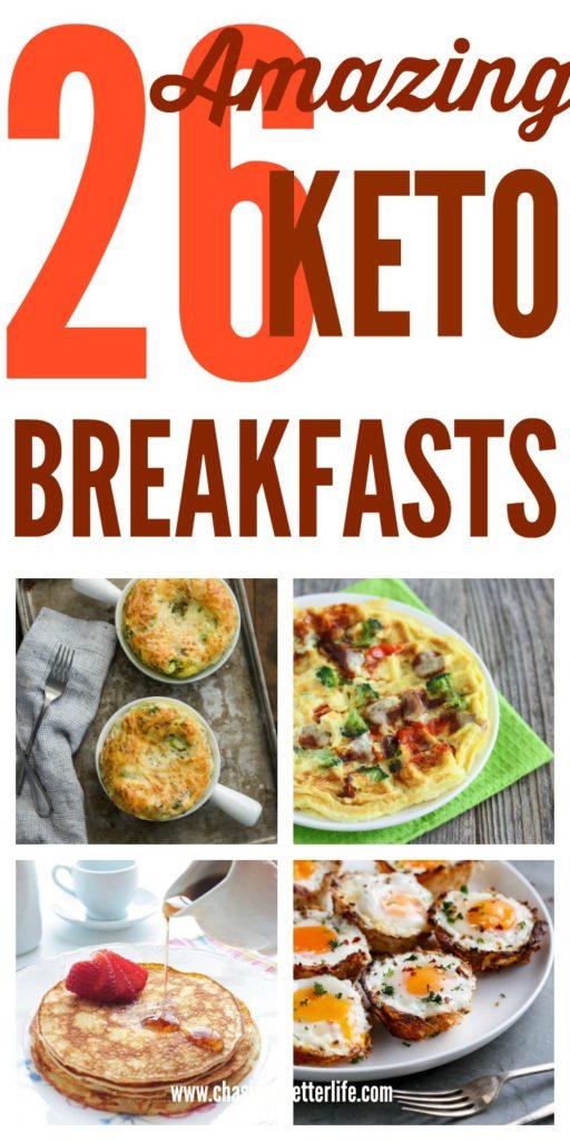 easy keto recipes amazing breakfasts