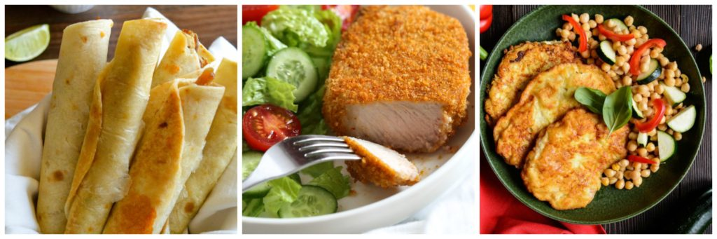 100 delicious air fryer recipes for Chick fil a fish sandwich 2017