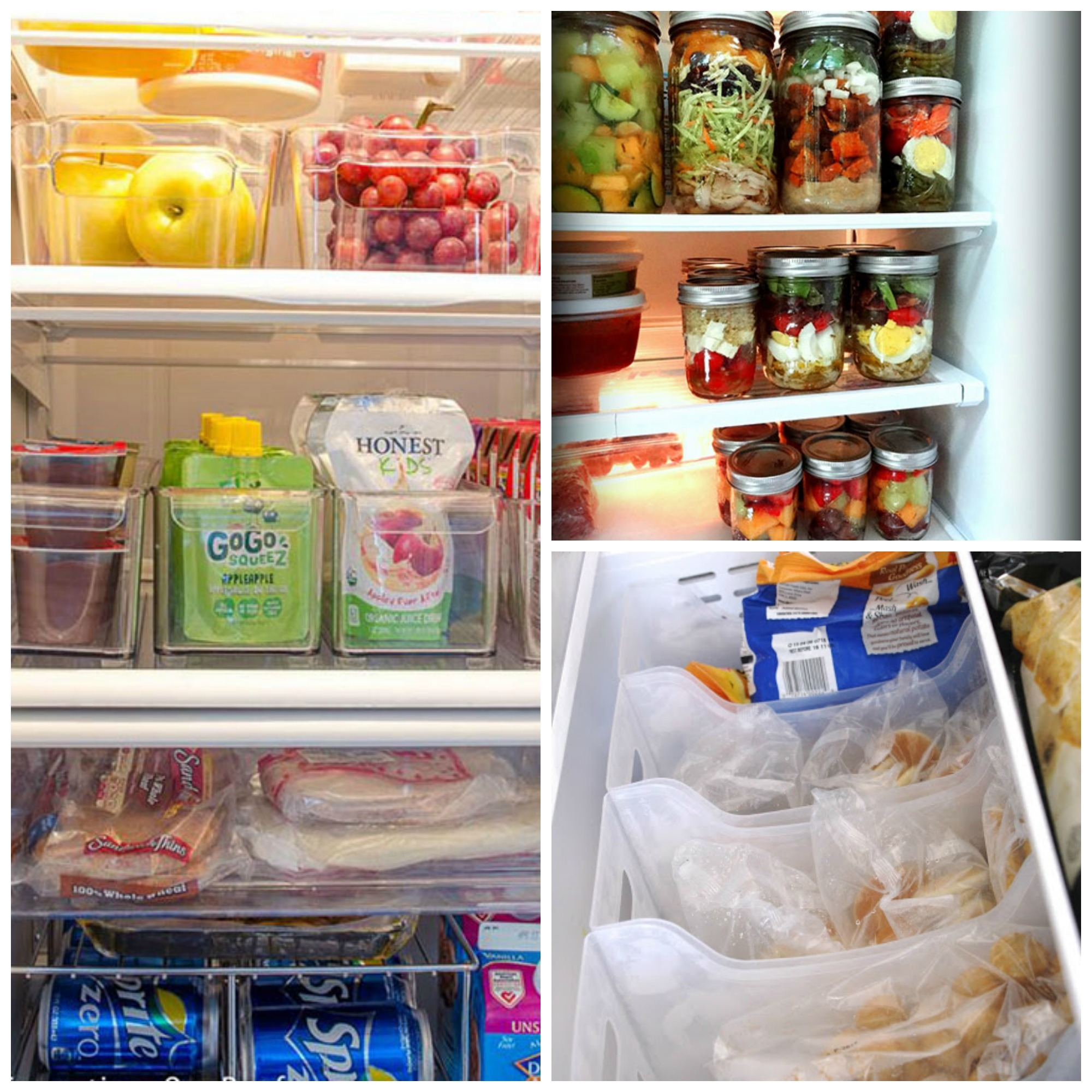 14 Genius Hacks For A Perfectly Organized Refrigerator: 14 Brilliant Hacks To Keep Your Fridge Clean And Organized