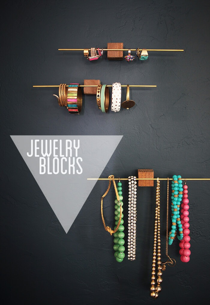 Jewelry Organizers You Can Diy Chasing A Better Life