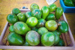 keto friendly vegetables avocado