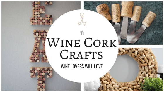 I have so many wine corks and now I know just what to do with them! So pinning! #winecork #wine #craft #DIY