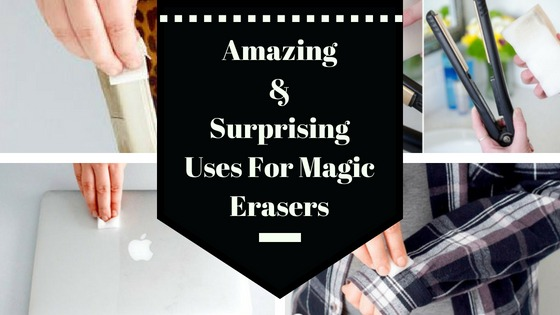 omg! These tips are amazing! I had no idea Magic Erasers could do so much! So pinning!