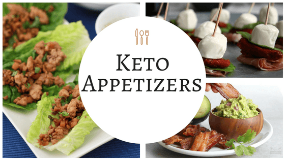Keto Appetizers That Will Make You The Hit Of The Next