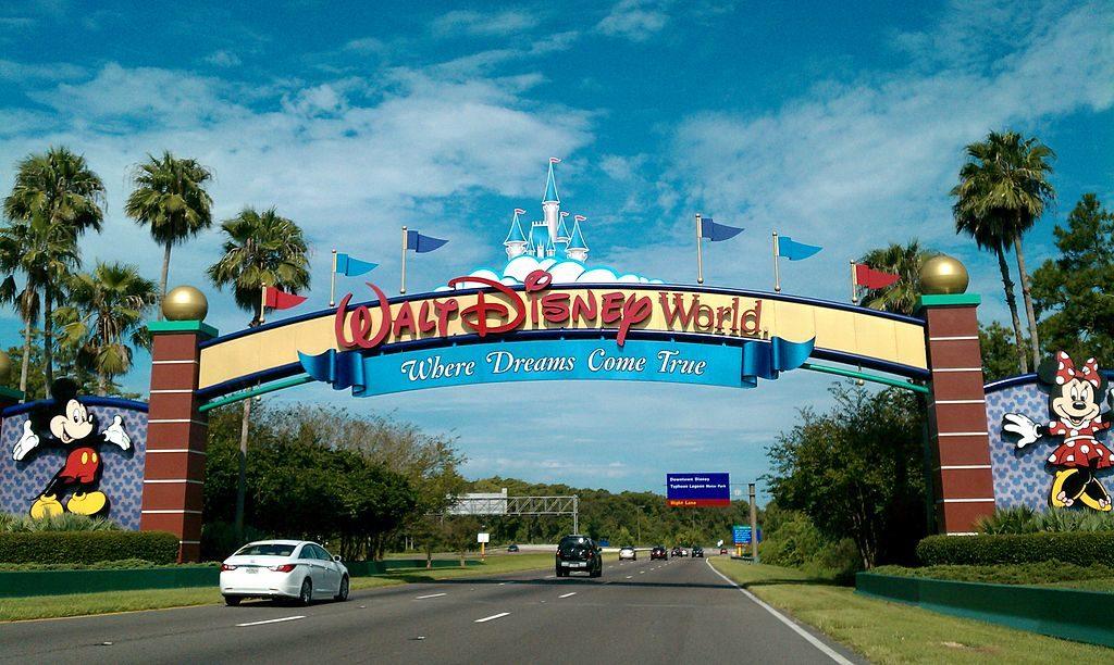 Disney world budget