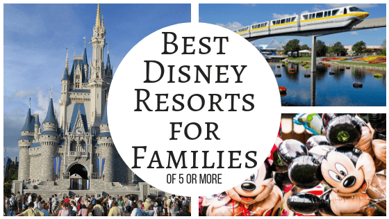 best disney resorts for families