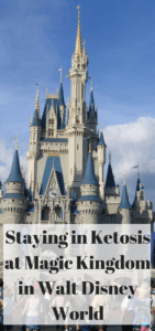 staying in ketosis at Magic Kingdom