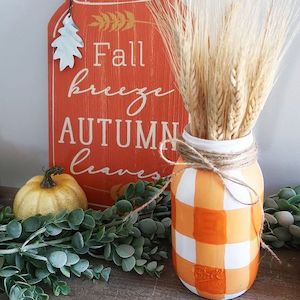 70 Mason Jar Crafts For Fall Halloween Chasing A Better Life Lifestyle Keto Guide Travel Keto Recipes