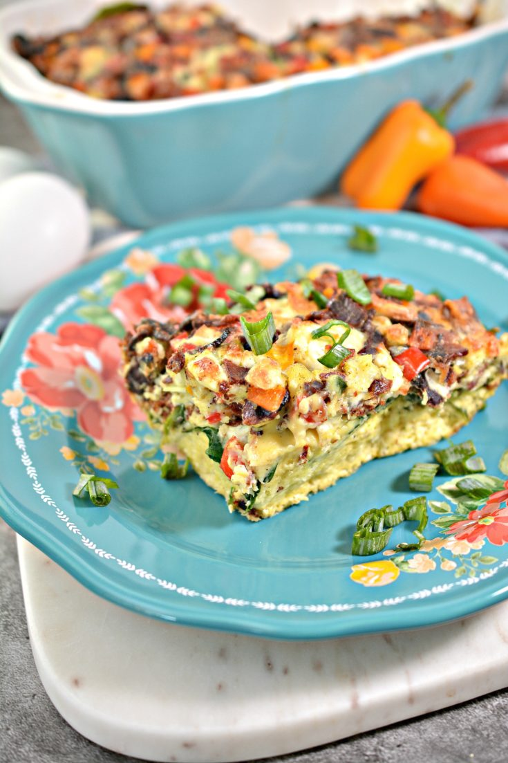 Bacon Freak Keto Feta and Bacon Breakfast Bake 13