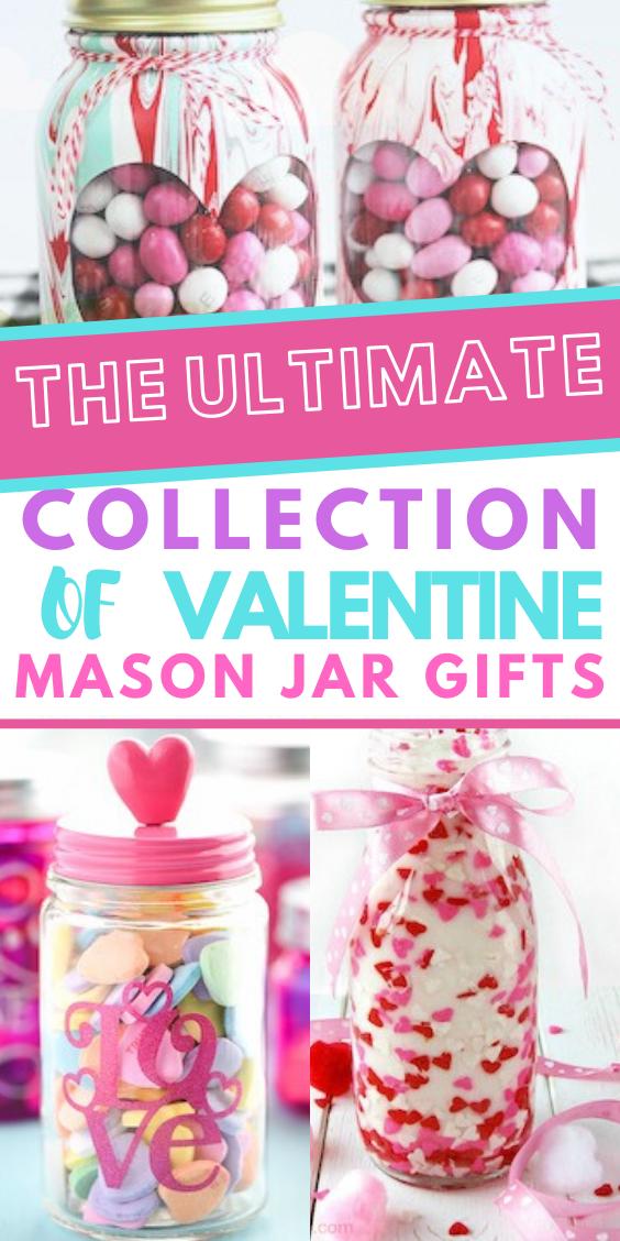 30 Super Sweet Diy Valentine S Day Mason Jar Ideas Chasing A Better Life Lifestyle Keto Guide Travel Keto Recipes