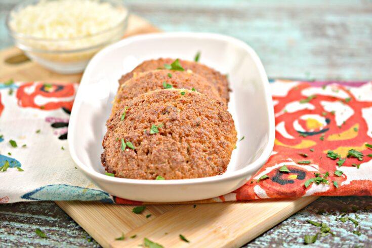 Keto Savory Breakfast Cookies with Sausage 3