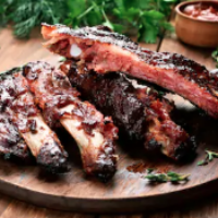 Easy Dr. Pepper BBQ Crockpot Ribs