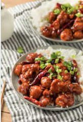 Easy Slow Cooker General Tso Chicken 3