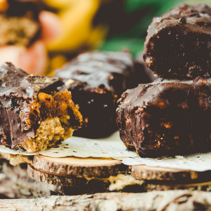 Keto Snickers Candy Bar